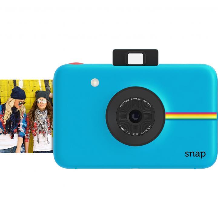 インスタントデジタルカメラ Polaroid Snap ブルー