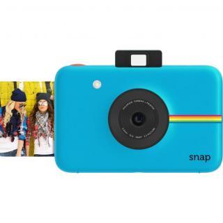 インスタントデジタルカメラ Polaroid Snap ブルー【6月上旬】