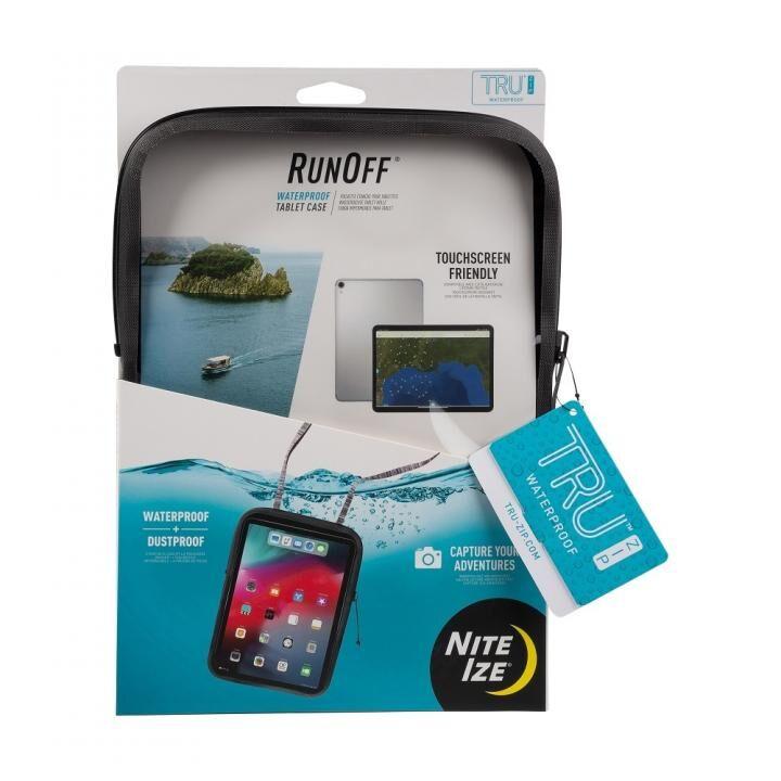 NITE IZE RunOff ランオフ ウォータープルーフ タブレットケース_0