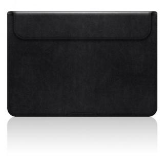 MacBook 12インチ対応 スタンドケース D5 Artificial Leather ブラック
