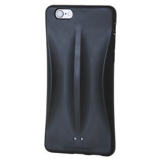 iPhone6s/6 ケース monobeax 滑らないエラストマーケース ブラック