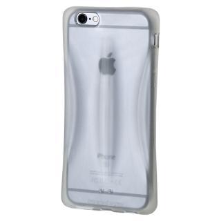 iPhone6s/6 ケース monobeax 滑らないエラストマーケース スモーク