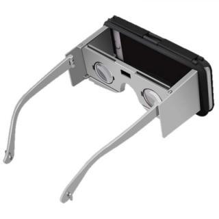 ケース一体型VRレンズ VR-CASE2 シルバー iPhone 6s/6専用