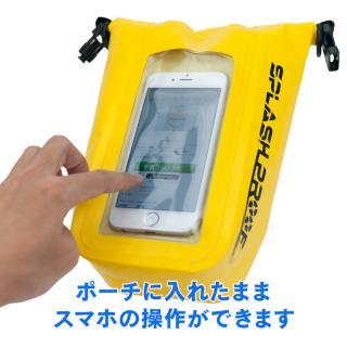 【iPhone SE/6/6 Plusケース】AppBank×週刊アスキー 究極防水バッグ_6