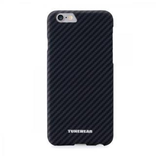【iPhone6ケース】薄型ケブラーケース TUNEWEAR CarbK ブラック iPhone 6_1