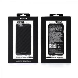【iPhone6ケース】薄型ケブラーケース TUNEWEAR CarbK ブラック iPhone 6_7