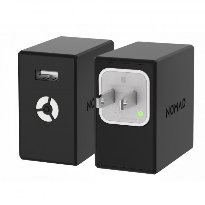 [1800mAh]USBアダプタ モバイルバッテリー NOMAD PLUS_0