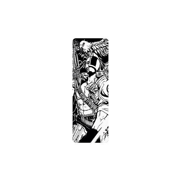 キン肉マン×Gizmobies ミリタリーソルジャー [2500mhA]モバイルバッテリー_0
