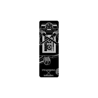 キン肉マン×Gizmobies ステカセキング×ウォーズマン [2500mhA]モバイルバッテリー