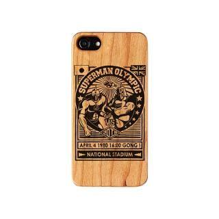 iPhone8/7/6s/6 ケース キン肉マン×Gizmobies キン肉マンVSロビンマスク ウッドケース iPhone 8/7/6s/6
