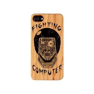 キン肉マン×Gizmobies FIGHTING COMPUTER ウッドケース iPhone 8/7/6s/6