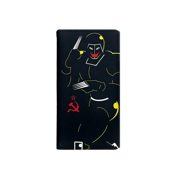 iPhone8/7/6s/6 ケース キン肉マン×Gizmobies ウォーズマンベアクロー 手帳型ケース iPhone 8/7/6s/6_0