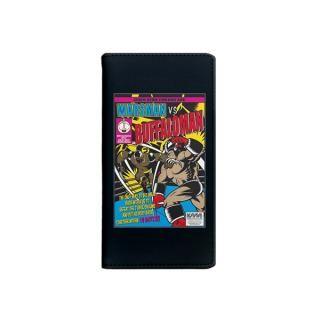 キン肉マン×Gizmobies ウォーズマンVSバッファローマン 手帳型ケース iPhone 8/7/6s/6