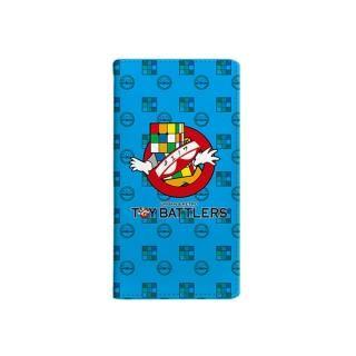 キン肉マン×Gizmobies キューブマンVSチエノワマン 手帳型ケース iPhone 8/7/6s/6