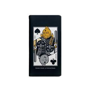 キン肉マン×Gizmobies 金のマスク銀のマスク 手帳型ケース iPhone 8/7/6s/6