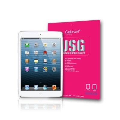 USG - Ultimate Screen Guard iPad mini/2/3液晶保護フィルム_0