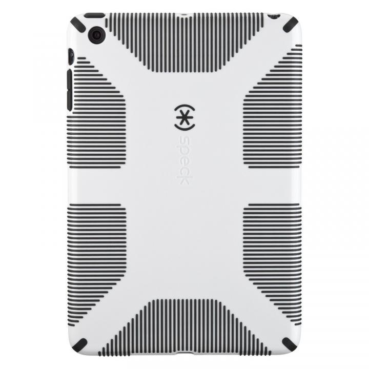 CandyShell Grip ホワイト/ブラック iPad mini/2/3ケース_0