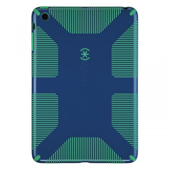 CandyShell Grip ブルー/ブルー iPad mini/2/3ケース_0