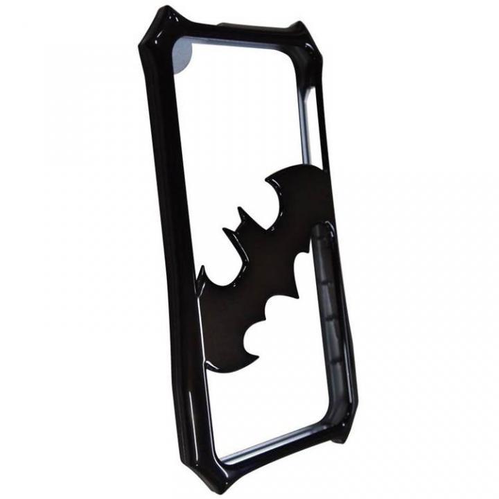 iPhone SE/5s/5 ケース バットマンバンパー メタルブラック iPhone 5s/5バンパー_0
