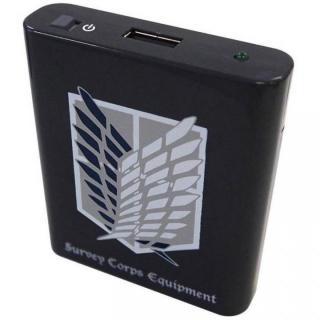 進撃の巨人 USB出力電池式充電器 Bタイプ