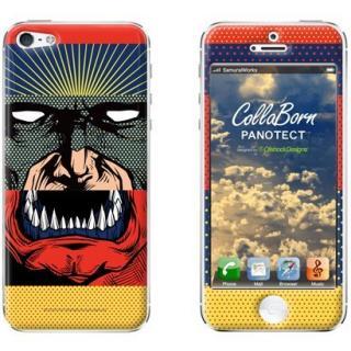 iPhone SE/5s/5 ケース デザインスキンシール American Comic iPhone 5シール