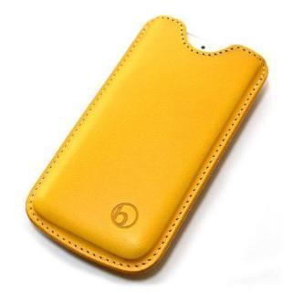 【iPhone SE/5s/5ケース】日本の職人が一つずつ制作 ハンドメイドレザーケース キャメル iPhone SE/5s/5ケース