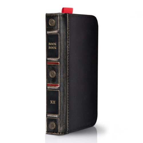 BookBook v2 クラシックブラック iPhone 4s/4 手帳型ケース