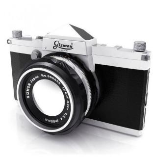 一眼レフカメラ風ケース GIZMON iCA5 SLR iPhone 5s/5ケース