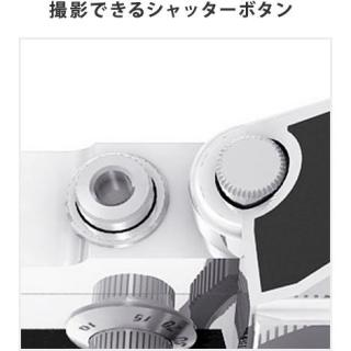 【iPhone SE/5s/5ケース】一眼レフカメラ風ケース GIZMON iCA5 SLR iPhone SE/5s/5ケース_3