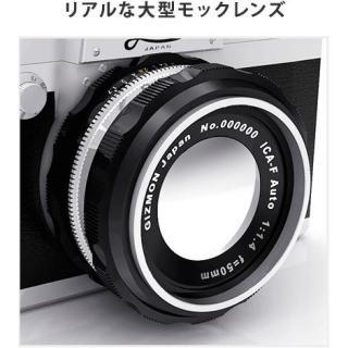 【iPhone SE/5s/5ケース】一眼レフカメラ風ケース GIZMON iCA5 SLR iPhone SE/5s/5ケース_5