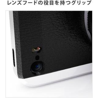 【iPhone SE/5s/5ケース】一眼レフカメラ風ケース GIZMON iCA5 SLR iPhone SE/5s/5ケース_6
