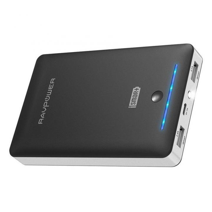 RAVPOWER モバイルバッテリー 大容量 [16750mAh] RP-PB19 ブラック_0