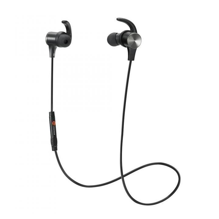 TaoTronics TT-BH07 Bluetoothイヤホン ブラック【7月中旬】_0