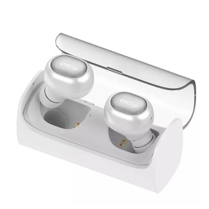 Bluetooth完全ワイヤレスイヤホン Q-29 ホワイト_0