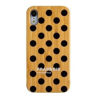 iPhone XR ケース FRAPBOIS BAMBOO(竹)ケース DOY BLK iPhone XR