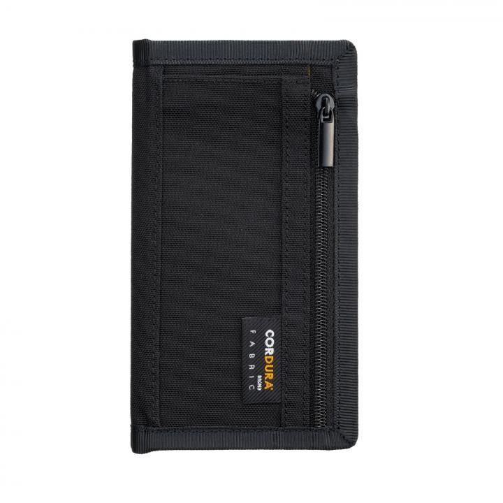 iPhone7/6s/6 ケース コーデュラ手帳型ケース ブラック iPhone 7/6s/6_0