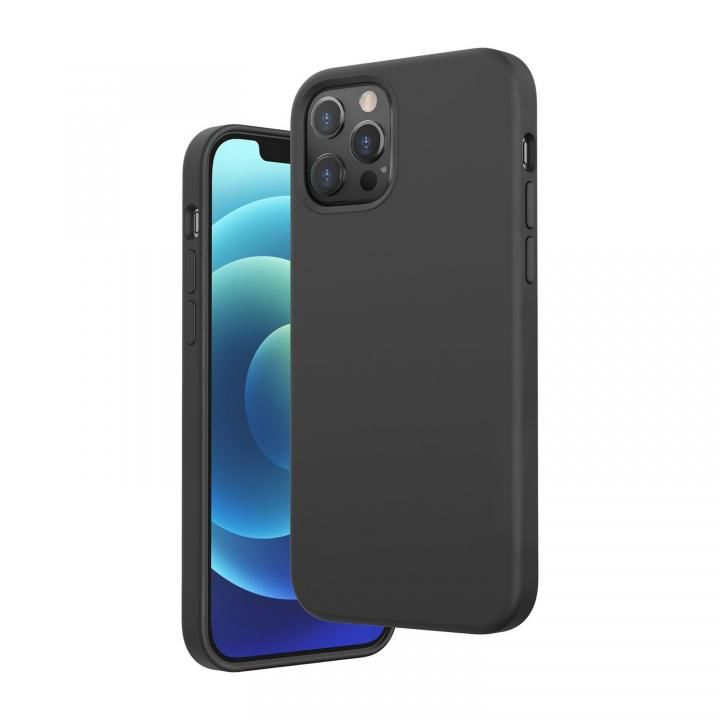 Anker Magnetic Silicone Case ダークグレー iPhone 12 / 12 Pro_0