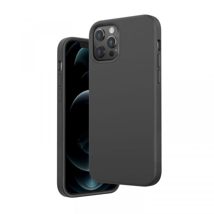 Anker Magnetic Silicone Case ダークグレー iPhone 12 Pro Max_0