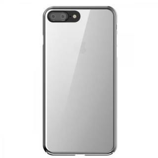 iPhone7 Plus ケース SwitchEasy NUDE ハードケース シルバー iPhone 7 Plus