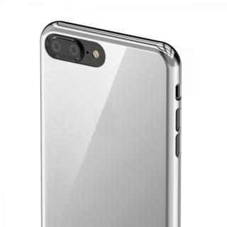 【iPhone7 Plusケース】SwitchEasy NUDE ハードケース シルバー iPhone 7 Plus_5