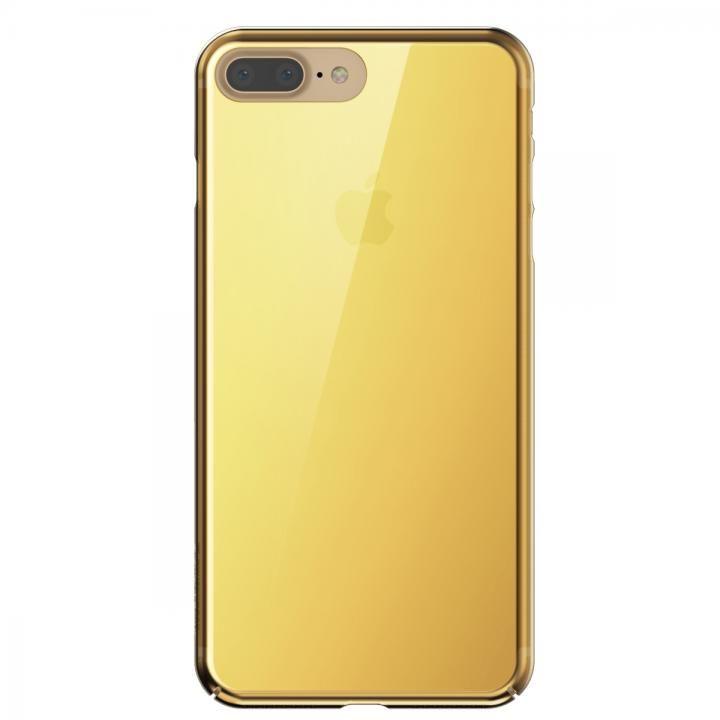 SwitchEasy NUDE ハードケース ゴールド iPhone 7 Plus