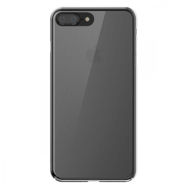 SwitchEasy NUDE ハードケース スペースグレイ iPhone 7 Plus【7月上旬】