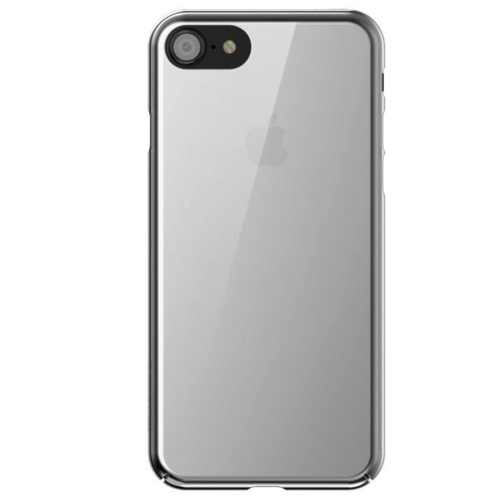 【iPhone7ケース】SwitchEasy NUDE ハードケース シルバー iPhone 7_0