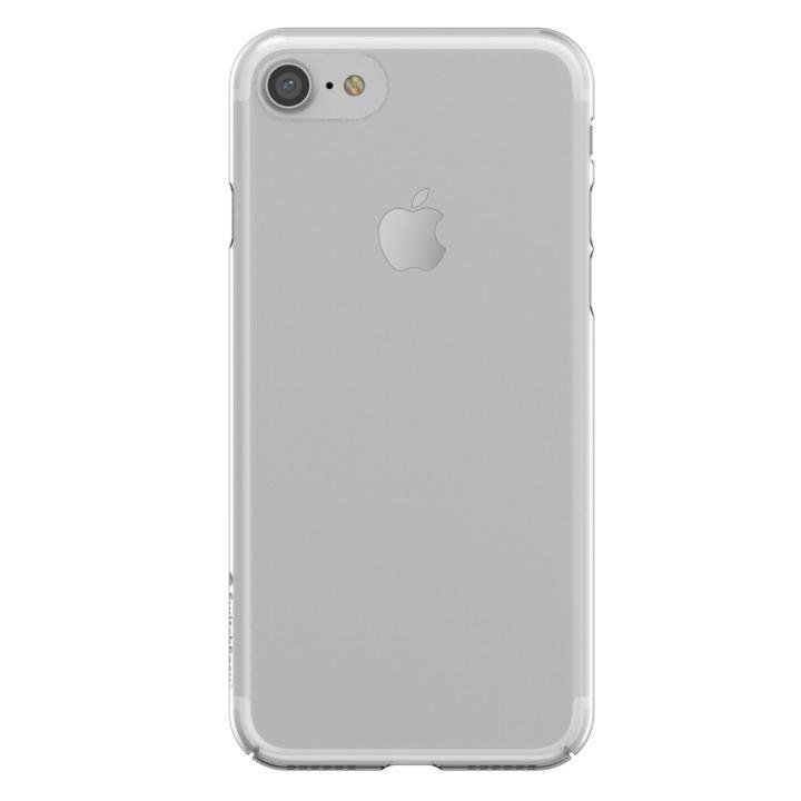 SwitchEasy NUDE ハードケース ウルトラクリア iPhone 7【7月上旬】