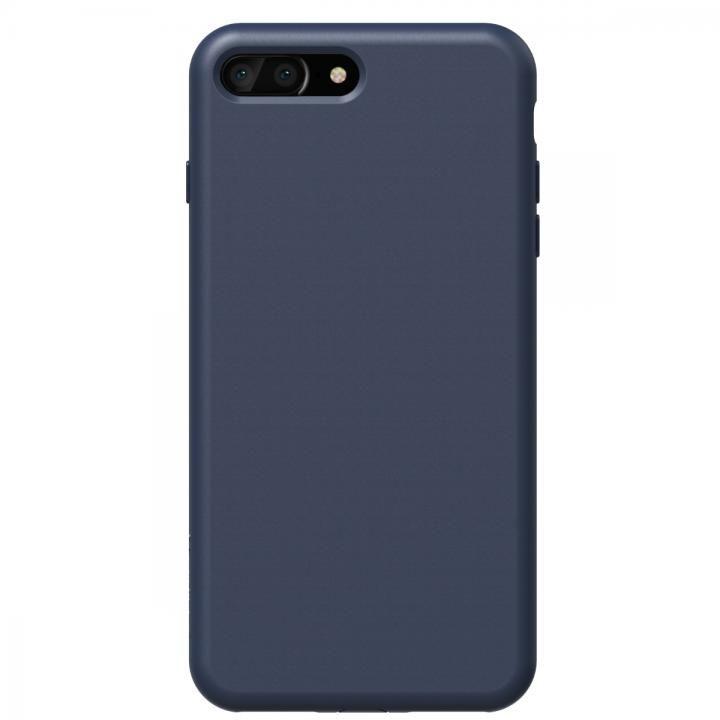 【iPhone7 Plusケース】SwitchEasy NUMBERS TPUケース ミッドナイトブルー iPhone 7 Plus_0