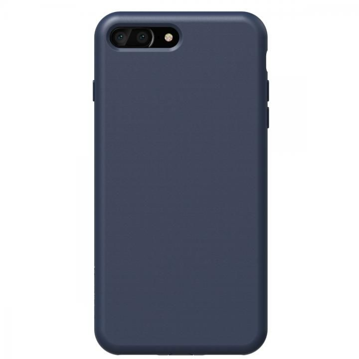 iPhone7 Plus ケース SwitchEasy NUMBERS TPUケース ミッドナイトブルー iPhone 7 Plus_0