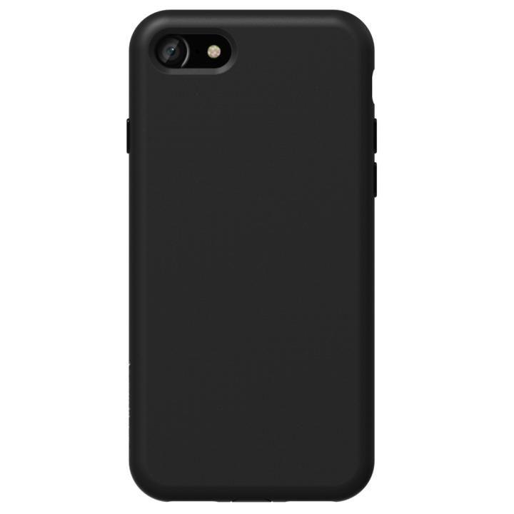 [2018新生活応援特価]SwitchEasy NUMBERS TPUケース ステルスブラック iPhone 7