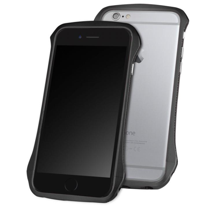 【iPhone6ケース】DRACOdesign アルミニウムバンパー Ventare 6 ブラック iPhone 6_0