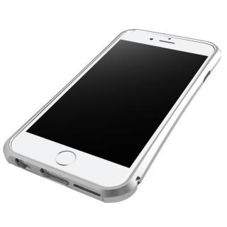 【iPhone6ケース】DRACOdesign アルミニウムバンパー Tigris シルバー iPhone 6_2