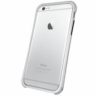 【iPhone6ケース】DRACOdesign アルミニウムバンパー Tigris シルバー iPhone 6_3